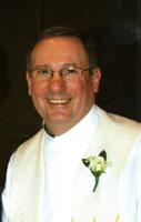 Pastor Barry Mitchell