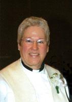 Pastor Elizabeth Mitchell